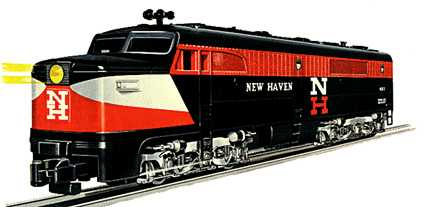 Photo Gallery of AMERICAN FLYER TRAINS S Gauge GILBERT HO