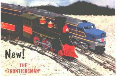 RFGCO.com manufacturer of American Flyer Supplies, American Flyer Parts, American Flyer Reproductions and Electronics and Supplies for all Model Trains